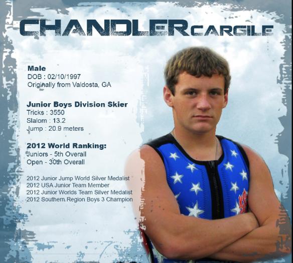Chandler Cargile 15yrs old